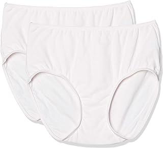[フクスケ] ショーツ 2枚組 綿100% ダブルガーゼ スタンダードショーツ 11-5000 オフピンク 日本 M(ヒップ(腰囲):87-95cm ウエスト(胴囲):64-70cm)