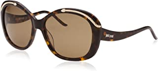 Just Cavalli Sunglasses Women's JC638S 52E Acetate Brown