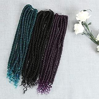 Best crochet senegalese twist curly ends Reviews