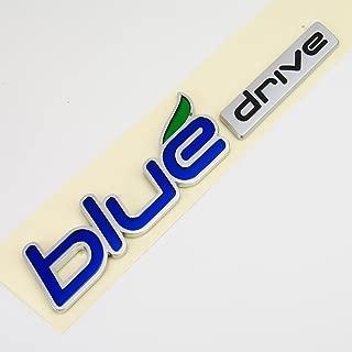 HYUNDAI Sonata YF Hybrid Blue Drive Emblem