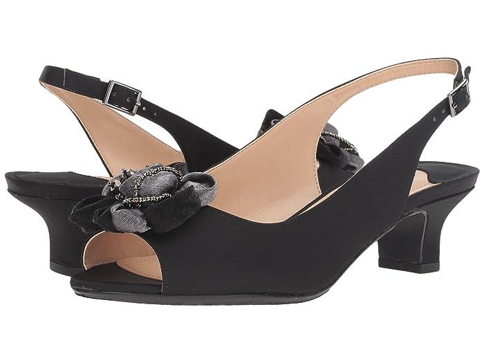 J. Renee Leonelle (Black) Women's Shoes