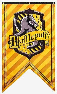 Calhoun Harry Potter House Crest Wall Banner (Hufflepuff)