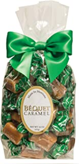 Bequet Gourmet Celtic Sea Salt Caramel 16 Oz. Gift Bag (Celtic Sea Salt)