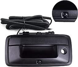 $82 » Chevy Silverado and GMC Sierra Rear View Camera Backup Tailgate Handle Camera for Silverado 1500 / Sierra 1500 Fit for Year 2014-2015,Tailgate Door Handle Replacement Camera(Color: Black)