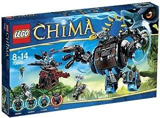 レゴ (LEGO) チーマ ゴーザンのゴリラ・ストライカー 70008