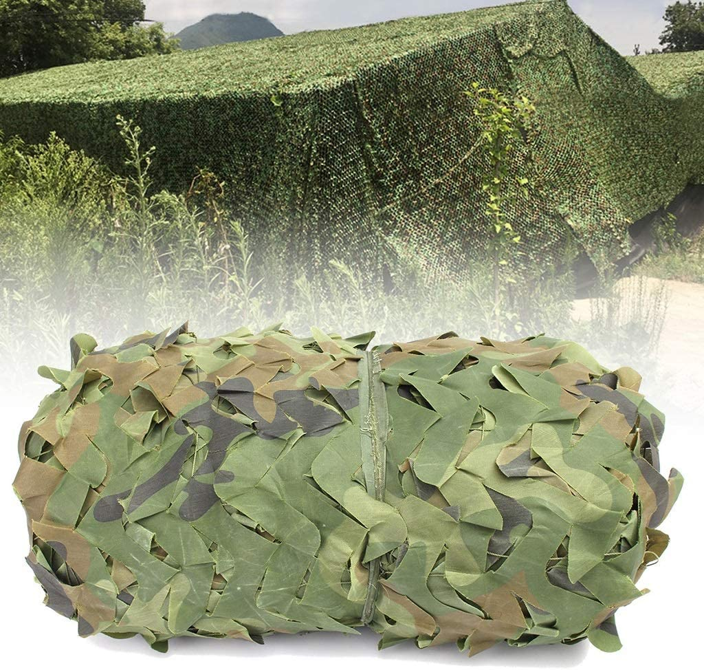 FKDENET Camouflage Net free Camo Car net Animer and price revision for Camping Shading Hunting