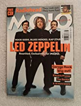 Jimmy Page, Robert Plant & John Paul Jones - Led Zeppelin - Reunited. Exclusively for Mojo - Mojo Magazine - Issue #115 - June 2003 - Garage Rock article