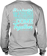 It's A Beautiful Thing When A Career Long Sleeve Tees, I Love Working T Shirt