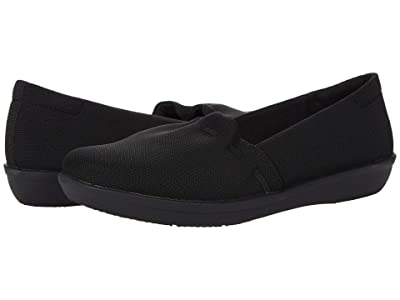 Clarks Ayla Shine (Black Textile) Women