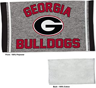 McArthur Georgia Bulldogs Workout Exercise Towel