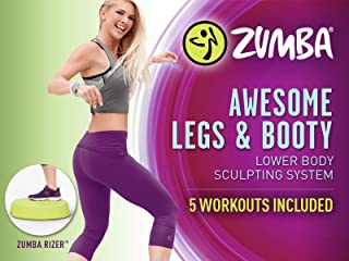 Zumba Awesome Legs & Booty System