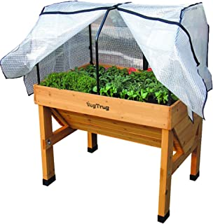 vegtrug medium wall hugger frame and cover