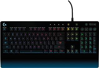 Logitech G213, Klavye, USB, Siyah