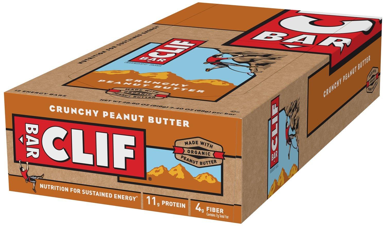 Clif Bar Energy Crunchy Peanut