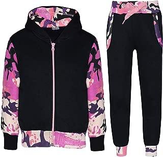 pink camo jogging suit