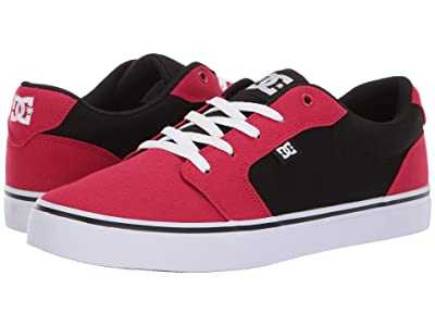 DC Anvil TX (Red/Black) Men