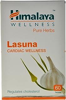 Himalaya Wellness Pure Herbs Lasuna Cardiac Wellness - 60 Tablets