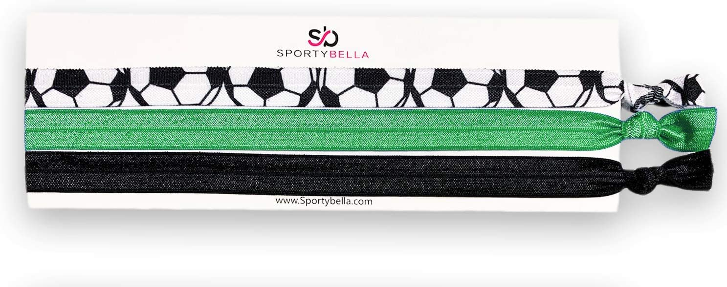 Sportybella Year-end gift Max 70% OFF Soccer Headband Hair So Accessories Girl for