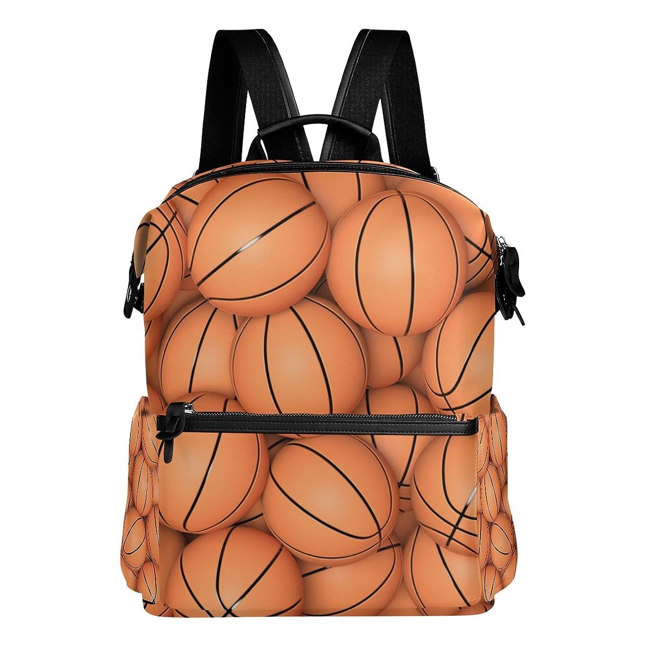 ロータリータヒチ利益AOMOKI リュック リュックサック 旅行 大容量 メンズ レディース バスケットボール