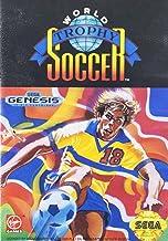 World Trophy Soccer - Sega Genesis