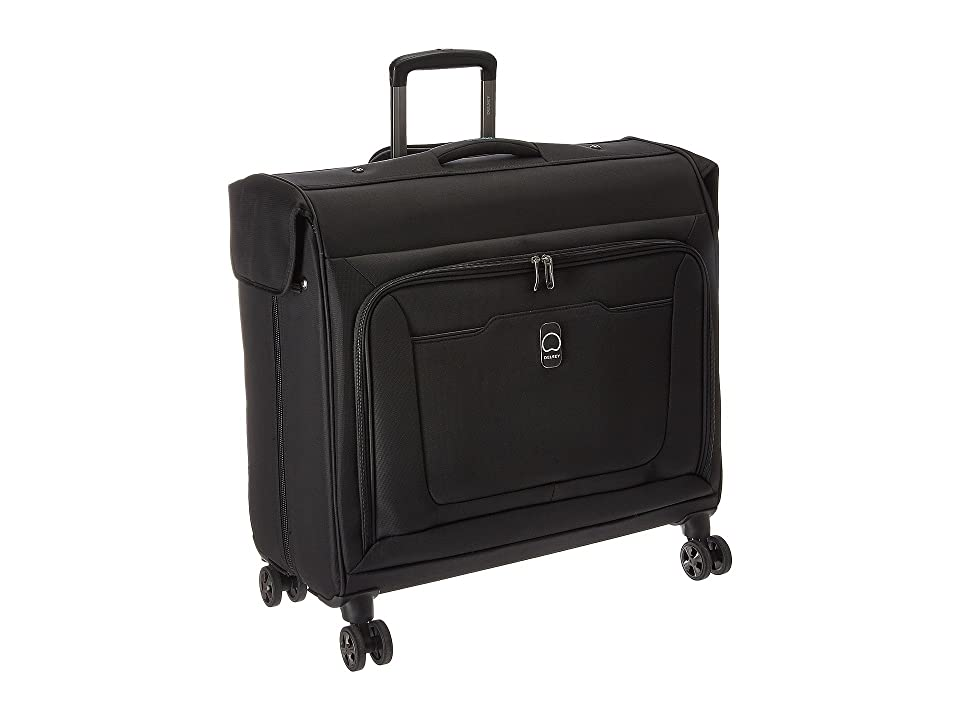 Delsey Hyperglide Spinner Garment Bag (Black) Luggage