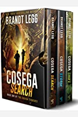 The Cosega Sequence - Books 1-3: An Archaeological TechnoThriller Kindle Edition
