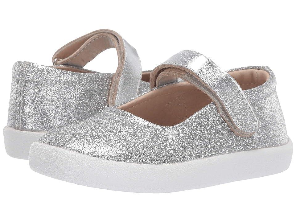 Old Soles Missy Shoe (Toddler/Little Kid) (Glam Argent) Girl