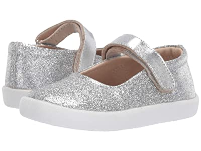 Old Soles Missy Shoe (Toddler/Little Kid) (Glam Argent) Girl