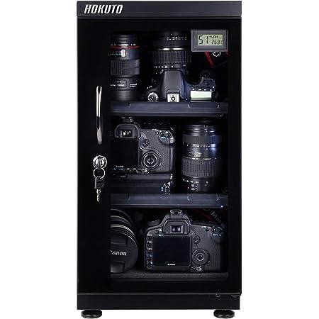 HOKUTO 防湿庫・ドライボックス 5年保証 カメラやレンズカビ対策 (51L)