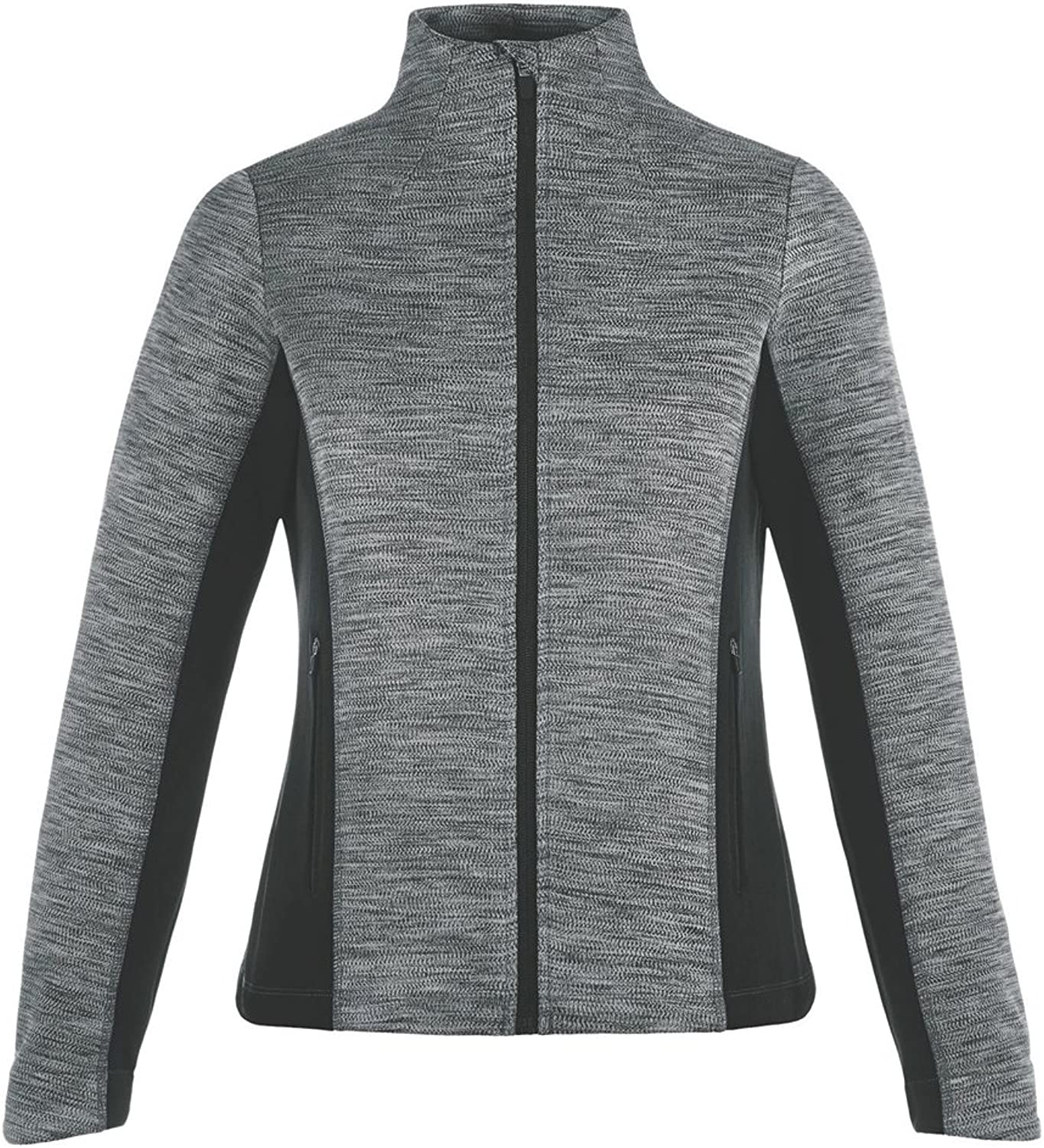 Ash City Ladies Shuffle Performance Melange Jacket