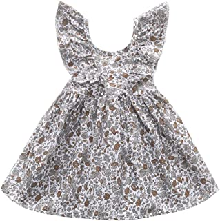 Toddler Baby Girls Summer Dress