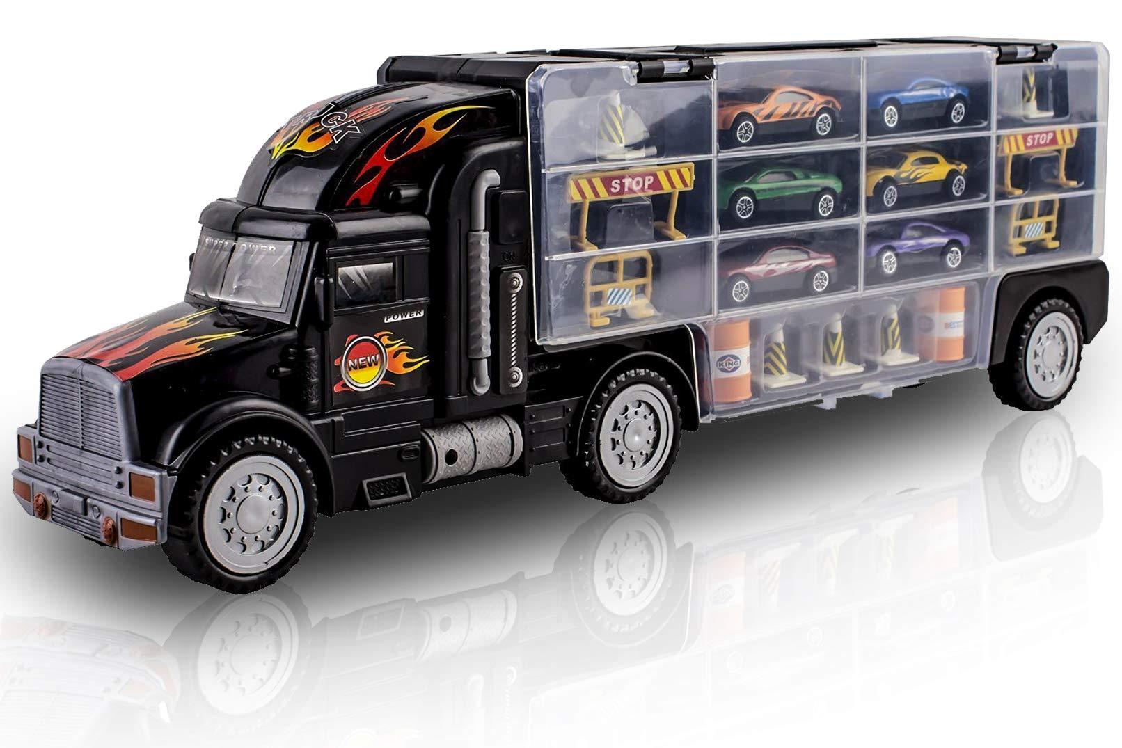 WolVol Transport Carrier Truck Girls