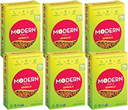 Modern Table Gluten Free, Complete Protein Lentil Pasta, Spirals, 6 Count
