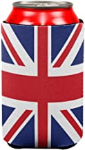 British Flag Union Jack All Over Can Cooler Multi Standard One Size