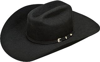 1c1e0c188a444 Amazon.com  Ariat - Cowboy Hats   Hats   Caps  Clothing