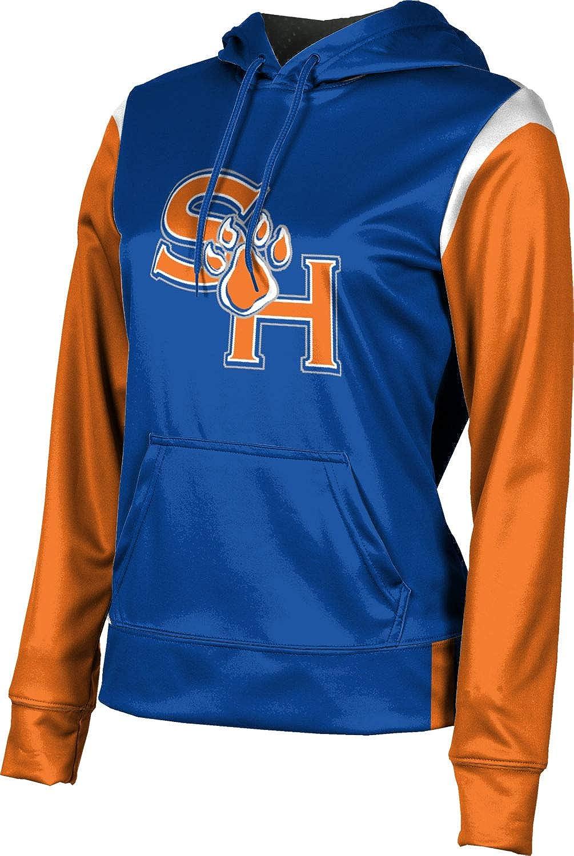 Sam Houston State University Girls' Pullover Hoodie, School Spirit Sweatshirt (Tailgate)