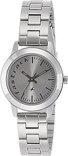 Fastrack Fundamentals Analog Grey Dial Women's Watch - 68008SM02