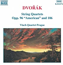 dvorak string quartet 13