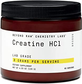 Beyond Raw Creatine HCL