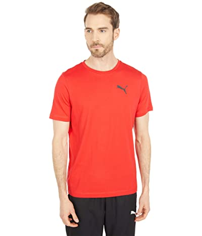 PUMA Active Tee (High Risk Red) Men