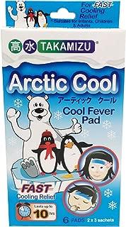 Takamizu Arctic Cool - Cool Fever Pad