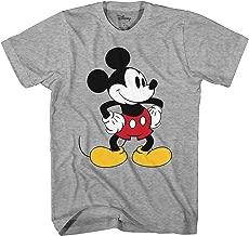 Disney Mickey Mouse Tones Disneyland World Tee Men's Graphic T-Shirt