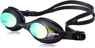 d1a8192dfd4c Prescription Swim Goggles with Mirror Lens