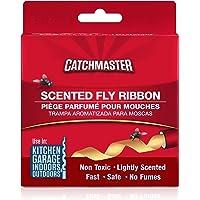 Deals on 20-Pack Catchmaster Sticky Fly Trap Ribbon Fly Catcher