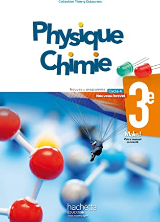 Physique-chimie 3e, cycle 4