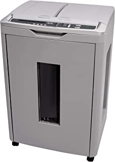 Boxis AutoShred 300-Sheet Auto Feed Microcut Paper Shredder