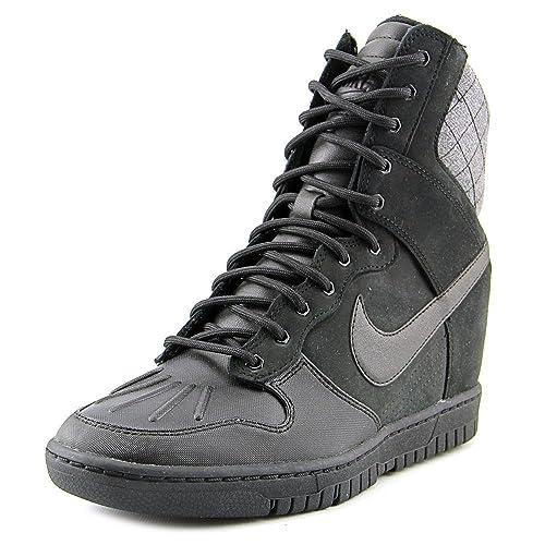 lowest price 82ecf fdd17 Nike Women s Sky Hi Sneakerboot 2.0 Fashion Wedge Sneaker