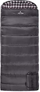Fahrenheit Sleeping Bag; Great for Family Camping; Free Compression Sack