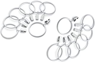 Decorative Drapery Curtain Clip Rings  Premium Iron Metal Material 2