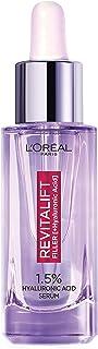 LOreal Paris Suero de ácido hialurónico Revitalift Filler [+Ácido hialurónico] 15% puro concentrado de ácido hialurónic...